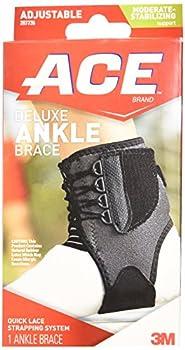 ACE Deluxe Ankle Brace