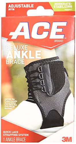 Ace Ankle Brace - ACE Deluxe Ankle Brace