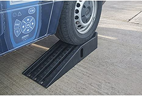 Sealey Car3000c Autorampe 1 5 Rampe 3 Tonnen Kapazität Pro Paar Schwarz Auto