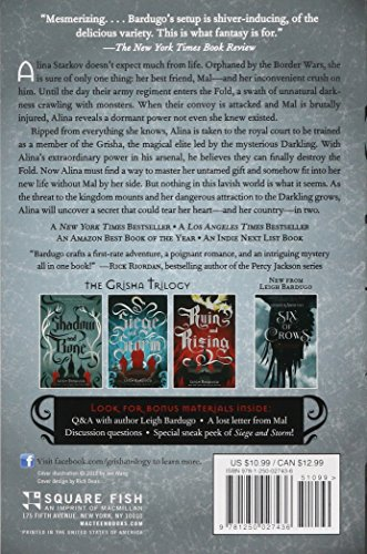 Shadow-and-Bone-Grisha-Trilogy-Assorted-Cover-image