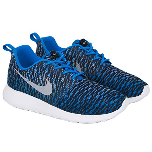 noir Chaussures Roshe GS loup Nike Enfant blanc One Mixte Multisport Indoor photo gris Bleu FPxwpdwt
