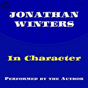 Jonathan Winters in Character Performance