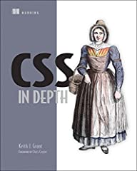 SummaryCSS in Depth exposes you to a world of CSS techniques that range from clever to mind-blowing. This instantly useful book is packed with creative examples and powerful best practices that will sharpen your technical skills and inspire y...
