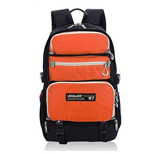 Hongrun Outdoor Sport Klettern Rucksack stilvolle Doppelzimmer Schulter pack Multifunktions-computer Paket von Studenten verwendet