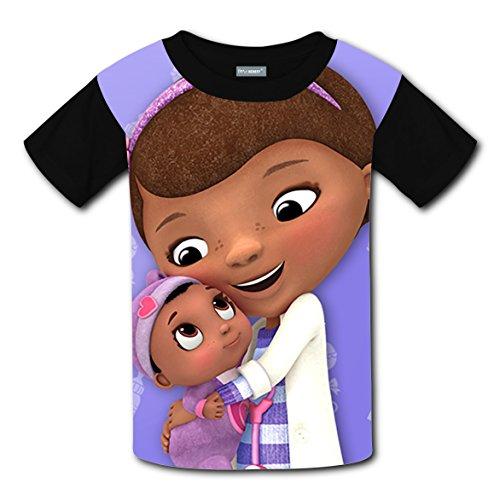 Boys' Doc McStuffins: Toy Hospital Short Sleeve Tshirts - Youth (Doc Holiday Halloween)