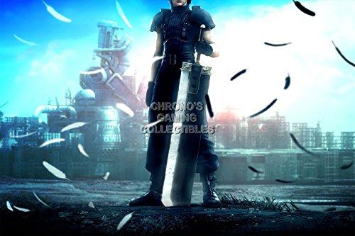 PremiumPrintsG - Final Fantasy VII Crisis Core PS1 PSP - XFVII020 Premium Decal 11
