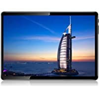 9.7 inch Tablet Octa Core 2560X1600 IPS Bluetooth RAM 4GB ROM 64GB 8.0MP 3G MTK6592 Dual sim card Phone Call Tablets PC Android 5.1 Lollipop GPS electronics 7 8 9 10 Black