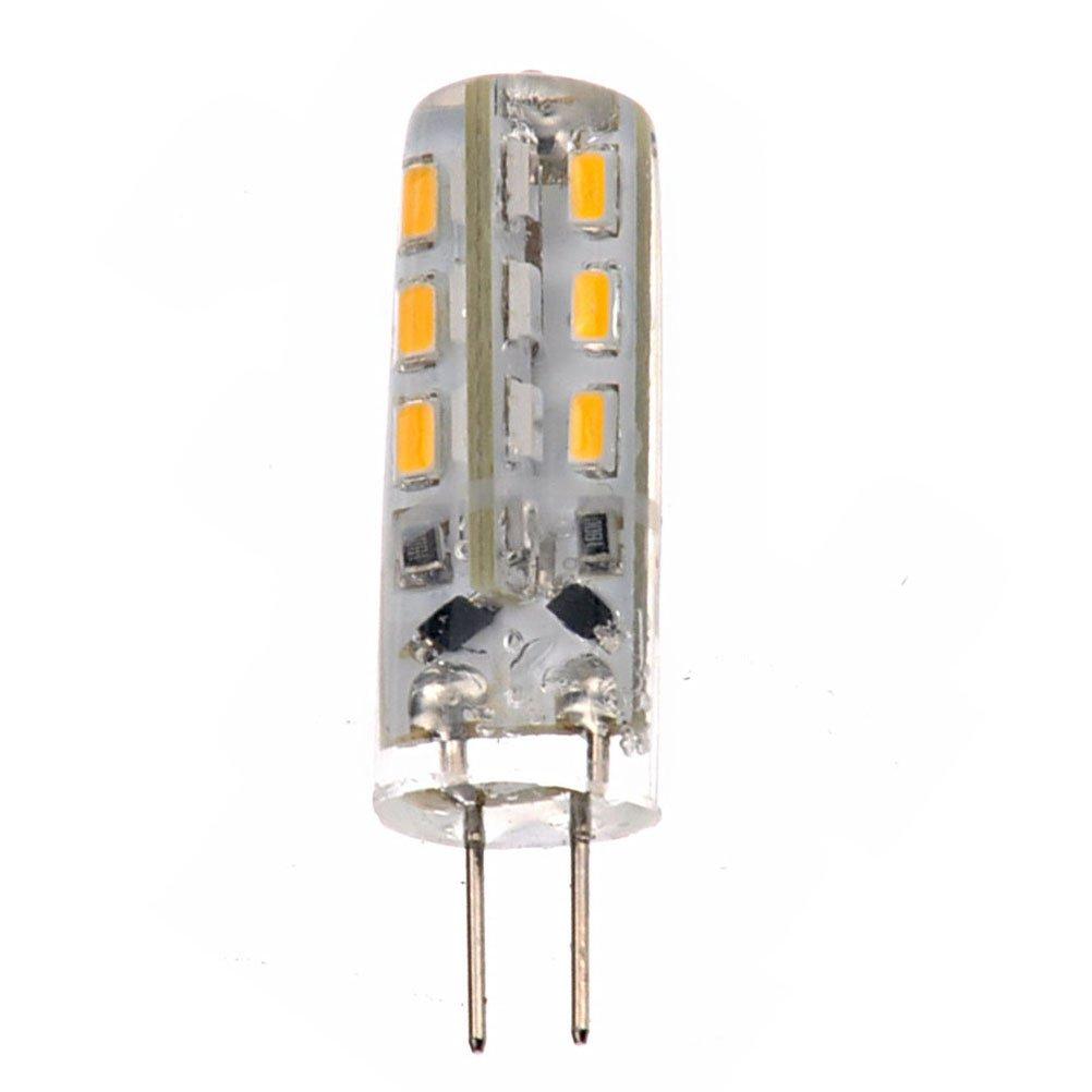 Pixnor 5pcs energy saving g4 dc 12v 15w 24 3014 smd led bulbs led pixnor 5pcs energy saving g4 dc 12v 15w 24 3014 smd led bulbs led lamps lights warm white amazon arubaitofo Choice Image