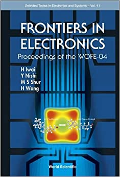 Frontiers in Electronics (Selected Topics in Electronics and Systems)
