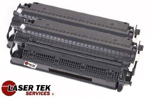 Laser Tek Services ® 2 Pack Compatible Toner Cartridges for Canon FX4 (FX-4) 1558A002AA Canon FAX L800, FAX L900, LaserClass L1000, L900, 8500, 9000, 9000L, 9000MFP, 9000MS, 9000S, 9500, 9500MFP, 9500MS, 9500S, 9800