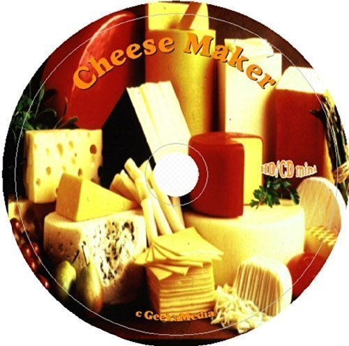 Read Online Home Cheese Making Books Plus Cheese Press Plans cd Recipes How to make Cheese PDF