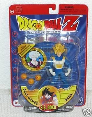 Dragonball Z S.S. Goku EB Exclusive Cell Games Saga