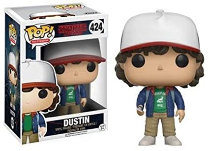 3348e908bc3 Funko 13323-PX-1T3 Dustin with Compass Stranger Things S1 Pop Vinyl ...