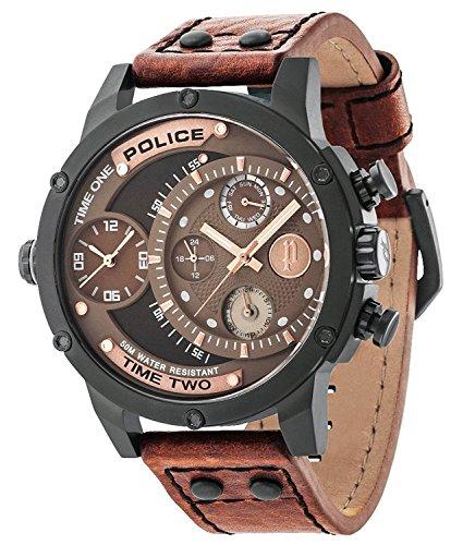 POLICE watch ADDER 14536JSB-12A Men's [regular imported goods]