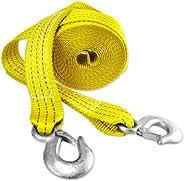 Presa Sangle de remorquage avec crochets 5,1 cm x 6,1 m