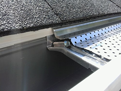 A-M Aluminum Gutter Guard 5'' - 200 feet by A-M Gutter Guard (Image #3)