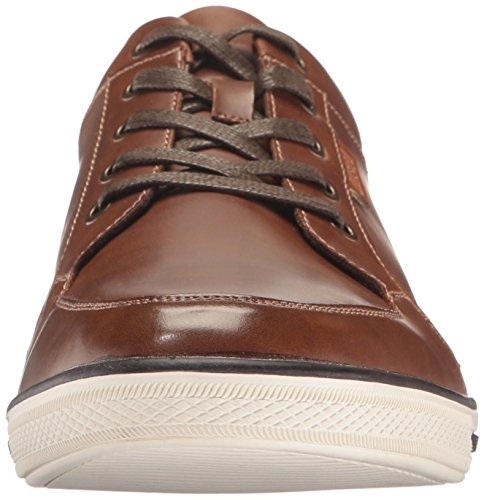 Kenneth Cole Mens Quotate Corona Principe Modo Sneaker Cognac