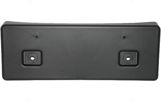 NEW LICENSE PLATE BRACKET BLACK FRONT FITS 2004-2006 NISSAN SENTRA 962100Z800