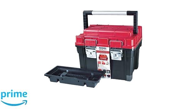 Patrol Group HD Compact 1 caja de herramientas (Mango de aluminio ...