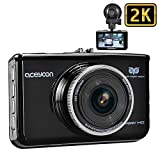 aceyoon 2K Dash Cam DVR Camera 3