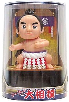 Sumo Solar figurine