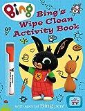 Bing's Wipe Clean Activity Book (Bing)
