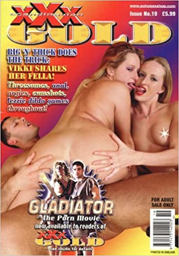 XXX Scandinavian Gold Adult Magazine, Number 19, 2003 ...