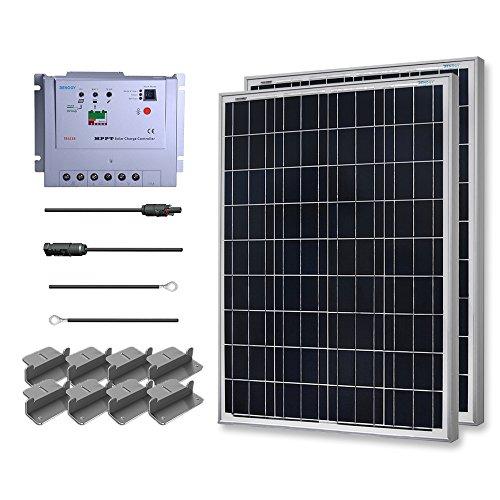 Renogy-200-Watts-12-Volts-Polycrystalline-Solar-Starter-Kit