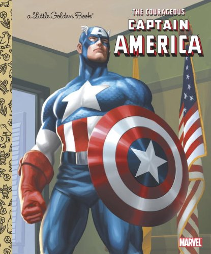 The Courageous Captain America (Marvel)