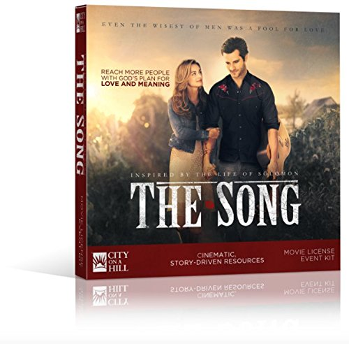The Song Movie License Event Kit - Small License under 100 people