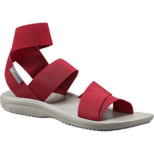 コロンビア シューズ サンダル Barraca Strap Sandal - Women's Pomegranat [並行輸入品]