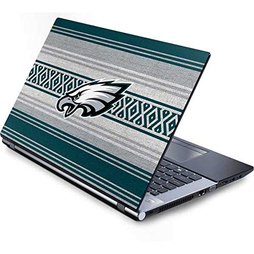 (Skinit Philadelphia Eagles Trailblazer Generic 15.4in Laptop Skin - Officially Licensed NFL Laptop Decal - Ultra Thin, Lightweight Vinyl Decal Protection)