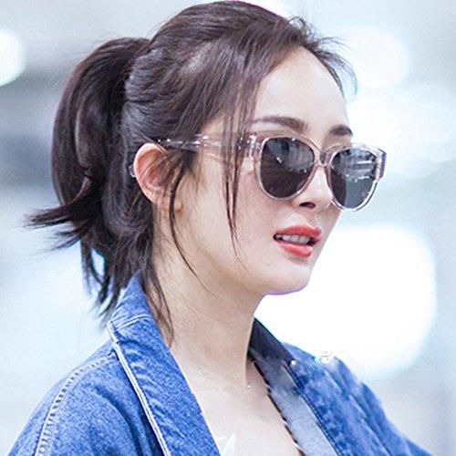 UV Classic Black Xue De Gafas Mujer para Sol Sol Gafas De zhenghao 5x6PAwxp