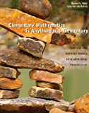 Bundle: Elementary Mathematics Is Anything but Elementary: Content and Methods From A Developmental Perspective + Premium Web Site Printed Access Card, Damon L. Bahr, Lisa Ann DeGarcia, 049578351X
