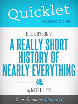bill bryson history of everything pdf