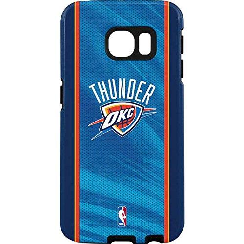 Oklahoma City Thunder Galaxy S7 Case - Oklahoma City Thunder Blue Jersey | NBA & Skinit Pro Case