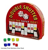 Double Shutter with Free Rainbow Dice Pack