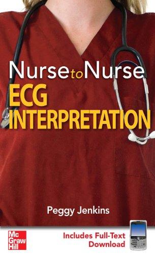 Nurse to Nurse: ECG Interpretation Pdf