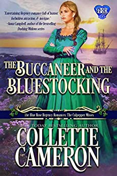 The Buccaneer And The Bluestocking by Collette Cameron ebook deal