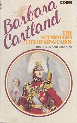 book cover of Scandalous Life of King Carol