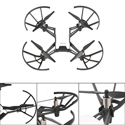 Kanzd Prop Part Propeller Guard Blades Protector for DJI Tello Drone (A)