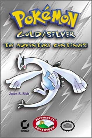 Book Pokemon Gold/silver: Adventure Continues! - Pathways to Adventure by JR Rich (2001-03-27)