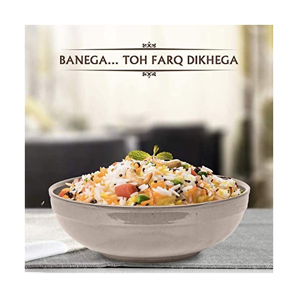 Daawat Basmati Rice, Rozana (Super), 1kg 2021 June Safe and clean untouched by human hands hygienically packed