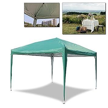 HG® 3 x 3 m Tonnelle Pliable Tente jardin tonnelle barnum tente ...