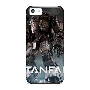 High-end Cases Covers Protector For Iphone 5c(titanfall Game)