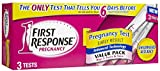 First Response Comfort Sure Design, Curved Pregnancy Test 3 count фото
