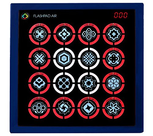 Flash Pad Air Touch - Electronic Handheld Game System (BLUE)