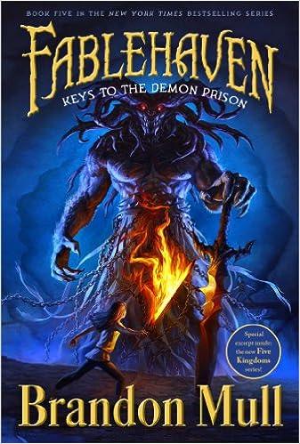 Amazon com: Keys to the Demon Prison (Fablehaven