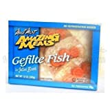 Gefilte Fish in Broth by Meal Mart