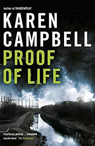 book cover of Proof of Life